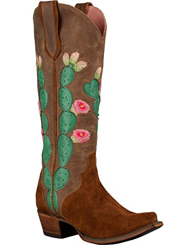 Lane Women S Junk Gypsy By Hard To Handle Western Boot