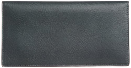 THINly Made in Japan Leather Wallet SLBT01 Dark Green by THINly