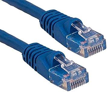 RJ45 CAT6 Ethernet Network Cable Gray 5ft 15ft 25ft 30ft 50ft 100ft 200ft LOT