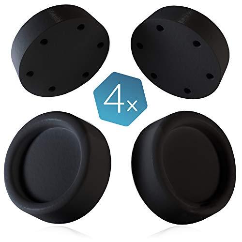 Almohadillas lavadora universal de Plemont [Made in Germany] - Piezas de recambio y accesorios para pies lavadora y secadora - antivibracion lavadora