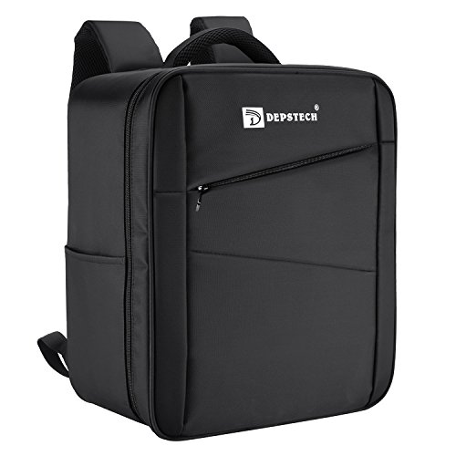 Depstech Upgraded Waterproof Carrying Bag Traveling Backpack