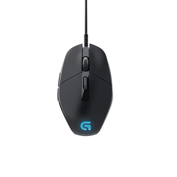 Logitech G302 Daedalus Prime MOBA Gaming Mouse Gaming Mice