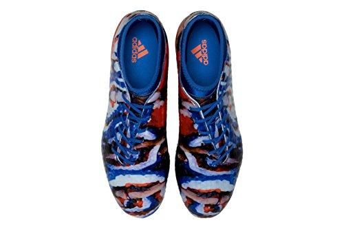 Adidas Adizero Malice 7S SG Fußballschuh Herren, Blau (blau/negbas/azusen) 44