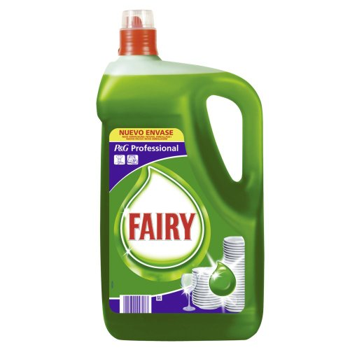 Professional Fairy Handgeschirrspülmittel Konzentrat 2 x 5 Liter, 2er Pack (2 x 5 l)