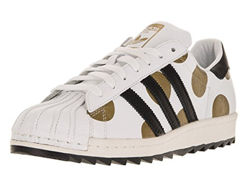 adidas Men's JS Superstar 80s Ripple Casual Shoe Wht/Black1/Metgol free shipping 2014 newest dWTov