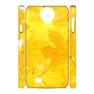 YAYADE Phone Case Of Maple leaves for Samsung Galaxy S4 I9500