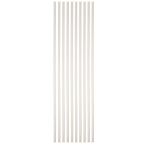 """Sammons Preston Reusable 18"""" Drinking Straws, Pack of 10 Flexible Long Straws with 3/16"""" Diameter Ideal for Drinking from Wine Bottles & Tall Cups, Dishwasher Safe Straws for Smoothies & Thick Liquids"""