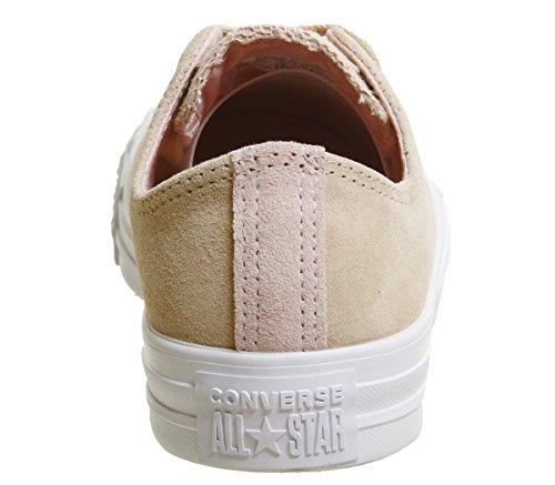 Exclusive Potpurri Beige White Core Taylor adulto Ox Chuck Converse Sneaker Lea Unisex Bio ASq77w