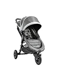Baby Jogger City Mini Gt Single Stroller, Steel Gray BOBEBE Online Baby Store From New York to Miami and Los Angeles