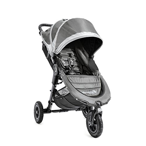 Baby Jogger City Mini Gt Single Stroller, Steel Gray by Baby Jogger