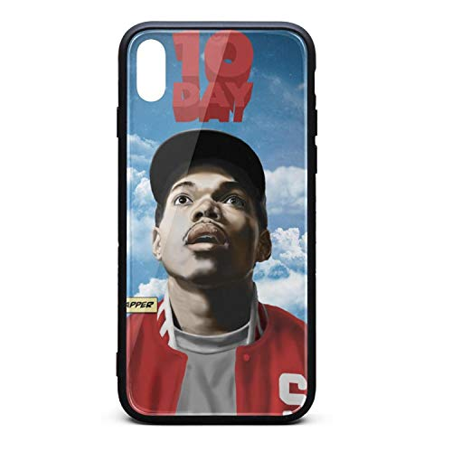 10-Day-Chance-The-Rapper- iPhone Xs Case Shock-Absorption Skin Cell Case for iPhoneXS iPhone Xs