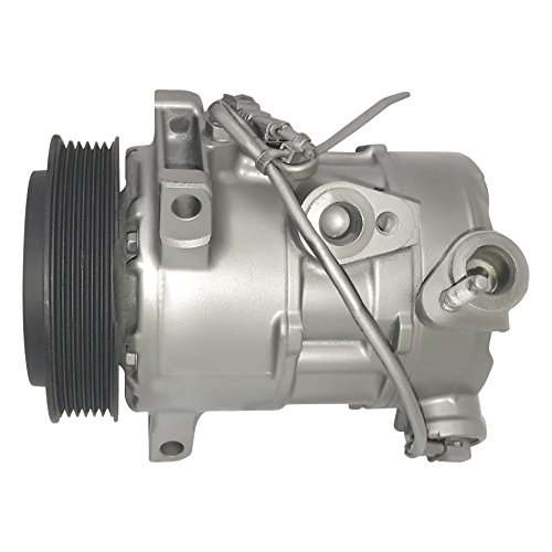 RYC Remanufactured AC Compressor and A/C Clutch AEG388