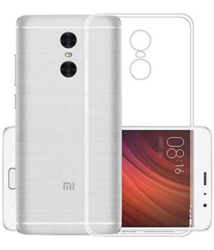Xiaomi Redmi Note 4 Transparent Back Cover Mobile Accessories