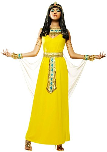 Womens Goddess Cleopatra Costume size Small 4-6
