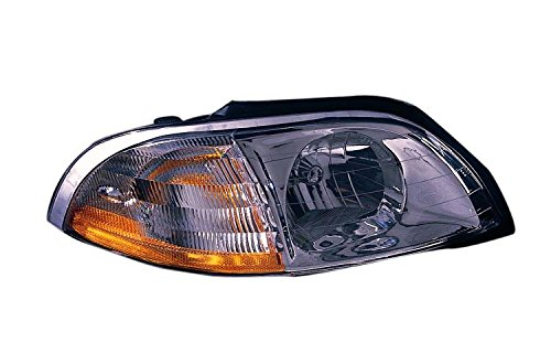 Ford Windstar Headlight Assembly - Depo 330-1101R-AS Ford Windstar Passenger Side Replacement Headlight Assembly