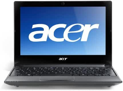 Acer Aspire One AOD255-1549 10.1-Inch Netbook (Diamond Black)