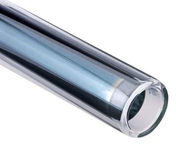 20 piezas Tubos Tubo al vacío mm 1500 D Diámetro 47 Solar Térmico tubos solares térmicos