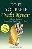 CREDIT REPAIR: Simple Steps to Boost Your Credit Score 100+ Points in Days!