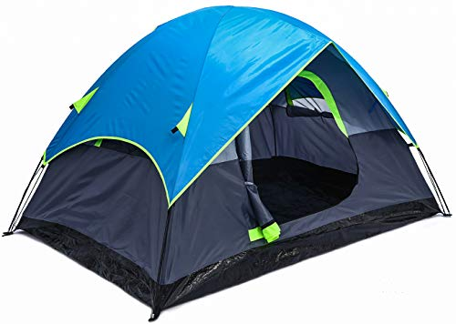Kidodo 2 Person Tent Outdoor Tent Tents for Camping Waterproof 2 Man Tent