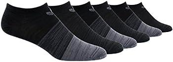 6-Pk. Adidas Originals Blocked Space Dye No Show Women's Socks