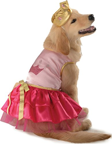 (Rubie's Pet Costume, Medium, Pink)