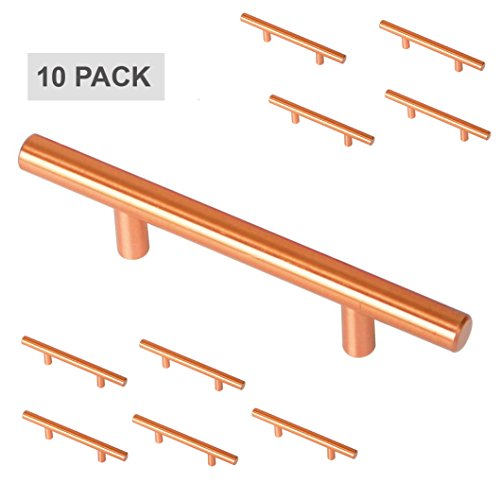 Copper Bar Pulls - 3