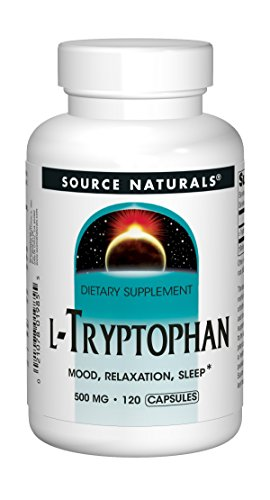 Source Naturals L-Tryptophan 1500mg