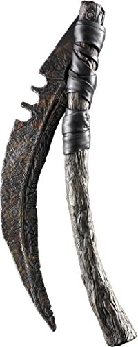 (Disguise Men's Switch Scythe Costume Accessory, Silver,)