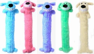- Multipet International 47711 Dog Toy, Mini Loofa, 6-In. - Quantity 6