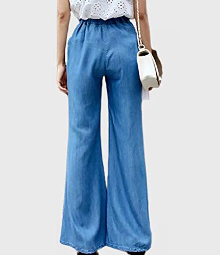Clair Bleu Jeans Jeans Popoye Femme Popoye x1OORH