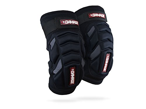 Damage Tampa Bay Knee Pads - Black - Large/X-Large