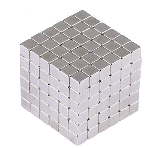 [해외]매직 자석 네오디뮴 자석 입체 퍼즐 216 개 세트 【 3mm4mm5mm 3 크기 선택 가능 】 교육 공구 DIY 공구 완구 스트레스 해소 인기 제품 / Magic Magnet Neodymium Magnet Stereoscopic Puzzle 216 pieces [3size selection of 3mm  4mm  5m
