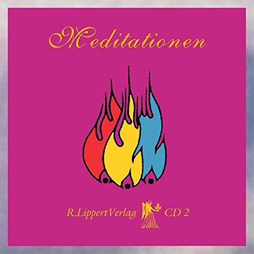 Meditationen CD 2: Geführte Meditationen zum Buch Lichtmeditationen 1