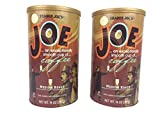 Trader Joe's Joe Coffee, Medium Roast, 100% Arabica Whole Bean Coffee with an Exceptionally Smooth CUP of Coffee – 2 Pack of 14 Oz For Sale