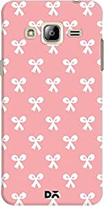 DailyObjects Pink Ribbon Case For Samsung Galaxy J3