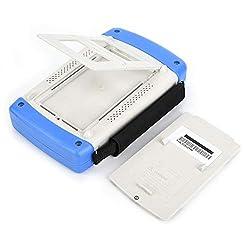 AT518L 10??~200K? 100-240V DC Digital Handheld Resistance Tester Meter TFT LCD Ohmmeter(US)