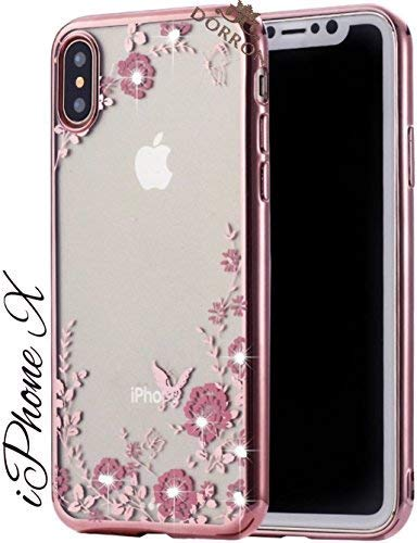 b68bca1c173659 DORRON Printed Auora Flowers Girls Soft Back Cover Case: Amazon.in:  Electronics