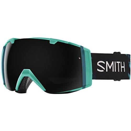 Smith Optics I/O Womens Snowmobile Goggles Opal Unexpected / Blackout by Smith Optics