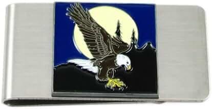 Large Money Clip - Flying Eagle