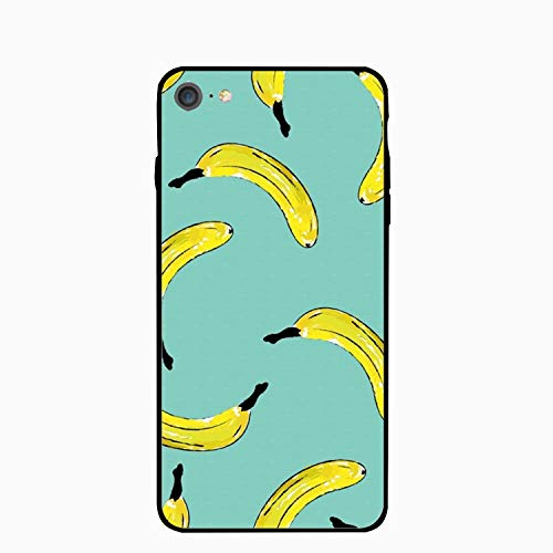 Tasty Banana iPhone 6S Case for Girls,iPhone 6 Case,Hard PC Case Anti Slip Protective Cover for iPhone 6/6S 4.7