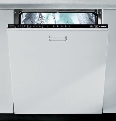 Candy CDI 2112 lavavajilla Totalmente integrado 12 cubiertos ...