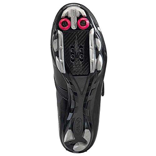 Northwave Blaze Plus Damen MTB Fahrrad Schuhe schwarz/silber 2016