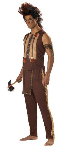 Warrior Noble Adult Mens Costumes (Noble Warrior Adult Costume -)