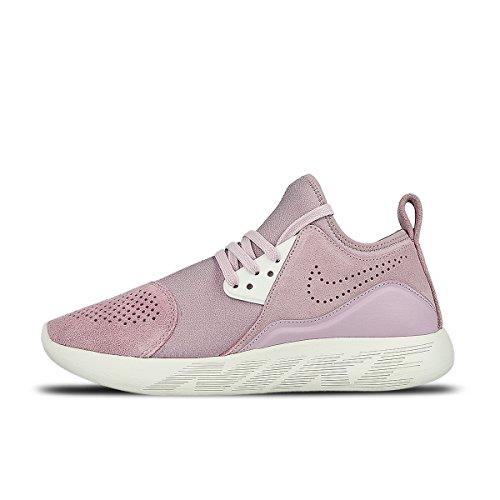 Nike Womens Lunarcharge Premium Iset Lilla Oss Kvinner Størrelse 6