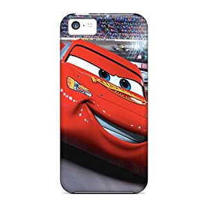 New Arrival Cars2 Movie In Race Hd For Iphone 5c Cases Covers