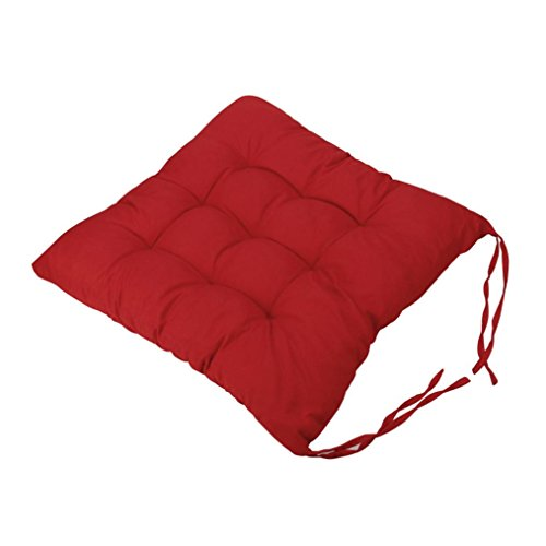 Sothread Soft Chair Cushion Indoor/Outdoor Garden Patio Home Kitchen Office Sofa Seat Pad (E). (Patio Chair Clearance High Back Cushions)