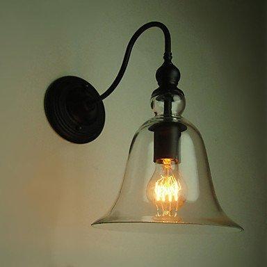 DXZMBDM® Vintage Wall Lamp One Light Steel and Glass , 220-240V