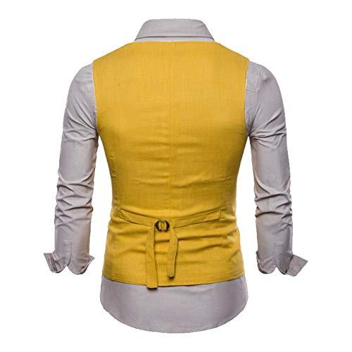 Automne Gilet Britannique Gentleman H Robe Affaires Xdljl Printemps Casual Costume Homme En Et qzxRXPSw