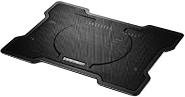 Cooler Master NotePal X-Slim - Base para Laptop Ultra-Delgada con Ventilador de 160mm