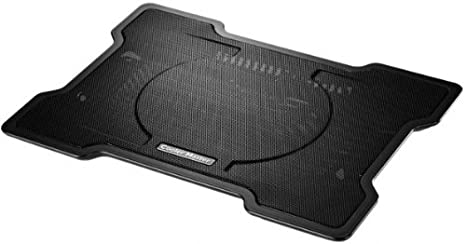 Cooler Master Note Pal X Slim Ultra Slim Laptop Cooling Pad With 160mm Fan (R9 Nbc Xsli Gp) by Cooler Master